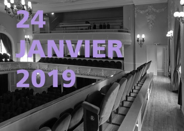 Concert le 24 janvier 2019 à Coulommiers