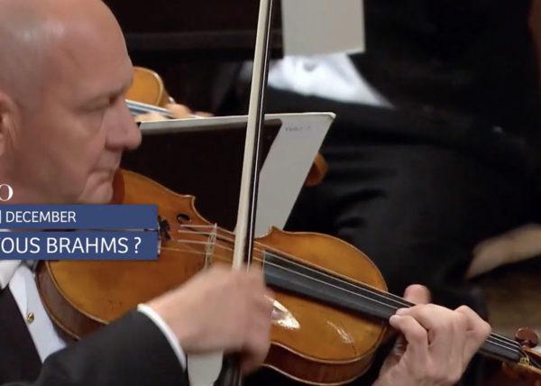 Teaser Mezzo de l'Intégrale Brahms